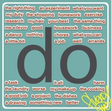Do!  (or Make?) / make or do? | Make or do | Scoop.it