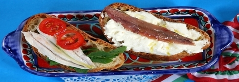 Anchovies of San Benedetto del Tronto | Le Marche and Food | Scoop.it