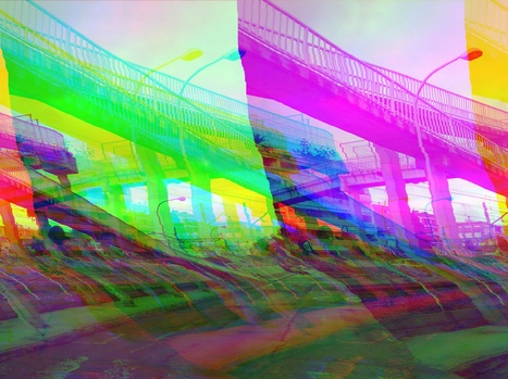 Databending RAW | Glitch Databend | Scoop.it