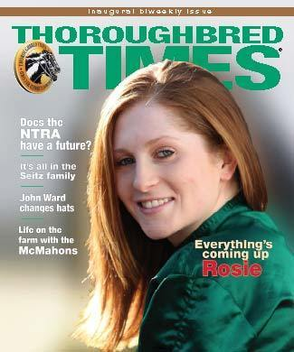 The Thoroughbred Times Launches A New Biweekly | Horse Racing News | Scoop.it