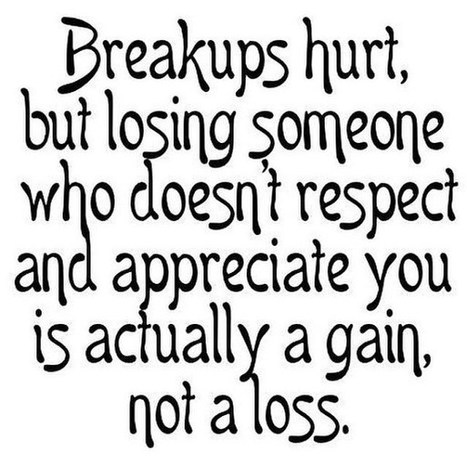Breakup quote | Quotes | Scoop.it