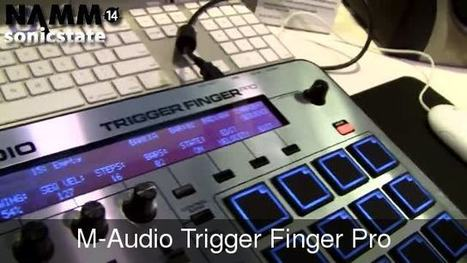 M-Audio Trigger Pro -Deeper Look   Gear Acquisition Syndrome   Scoop.it