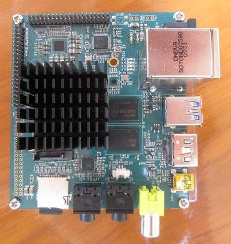 ARMBRIX Zero Cortex A15 Development Board Unboxing Pictures | Embedded Systems News | Scoop.it