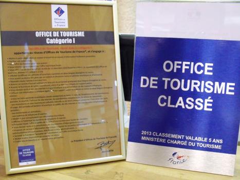 L'OT de Roissy : 1er Office de Tourisme à obtenir le classement 1ere categorie dans le Val d Oise | Emeline | Scoop.it