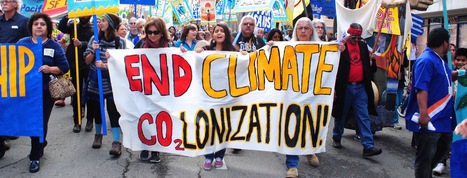 Bearing Witness: Feminists must step up for climate justice | Fabulous Feminism | Scoop.it