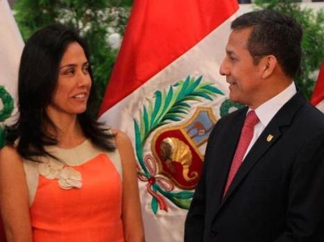 Nadine Heredia: 57 % de peruanos creen que Primera Dama gobierna el país   RenovaciónPolitica   Scoop.it