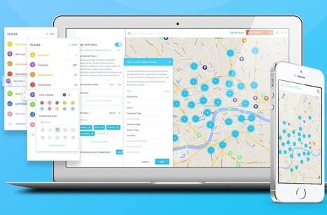 Una herramienta sencilla para crear mapas atractivos | Nuevas Geografías | Scoop.it