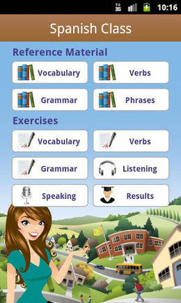 Spanish Class v5.05 (paid) apk download | ApkCruze-Free Android Apps,Games Download From Android Market | aaamm.. | Scoop.it