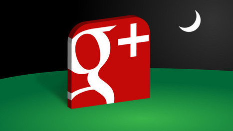 Google+ Is Walking Dead | 2014 | Scoop.it