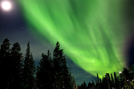 Lapland, From Icy Plunge to Blazing Sky | Finland | Scoop.it