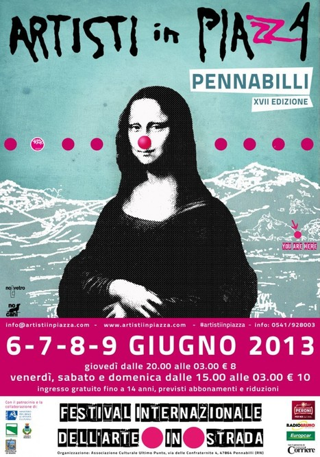 Artisti In Piazza 2013 - Pennabilli | Le Marche another Italy | Scoop.it