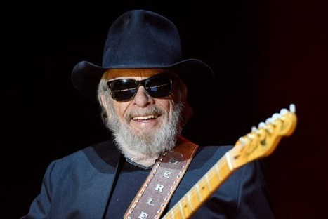 Marijuana Strains Developed By Merle Haggard to Hit the Market | Country Music Today | Scoop.it