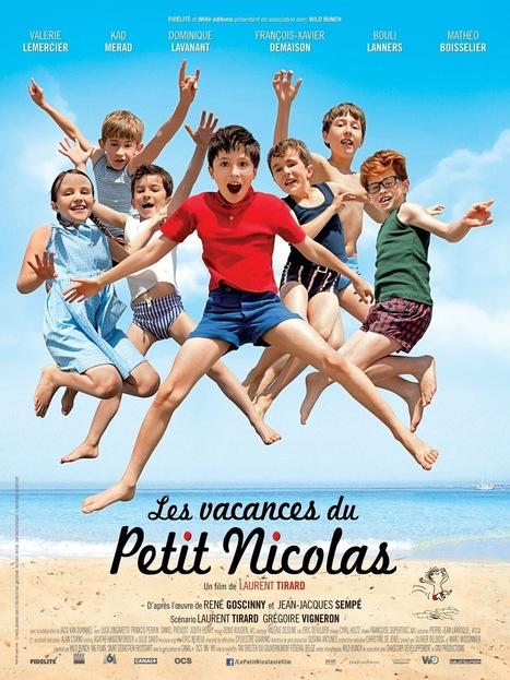 CestFranc: La rentrée avec le Petit Nicolas   FLE   Scoop.it