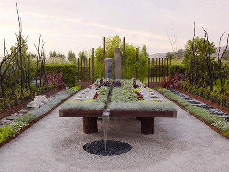 The Outdoor Living Garden Table | Outdoor Living | Scoop.it