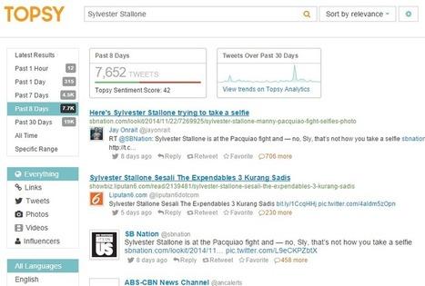 3 outils gratuits pour surveiller sa e-réputation | Le web pour les tpe et pme | Scoop.it