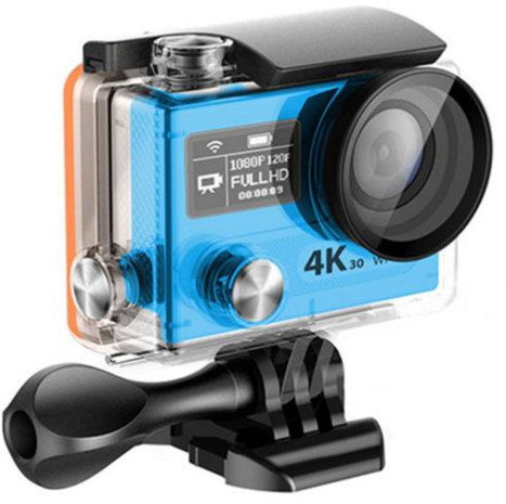 Ambarella A12S SoC Allows For Cheaper 4K 30 fps Action Cameras, or Does it Not? | Embedded Systems News | Scoop.it