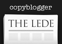 5 Writing and Productivity Links You Can Use | Copyblogger | Web Content | Scoop.it