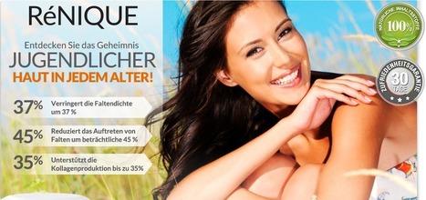 Renique Day Cream Bewertung - Jetzt verstecken Sie Ihre Alterserscheinungen einfach! | I Have A Confident Skin. Do You? | Scoop.it