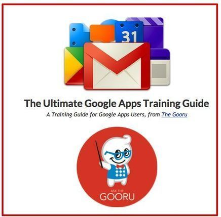 A Very Good Google Apps Guide for Teachers ~ Educational Technology and Mobile Learning - Tech Journal | Edtech PK-12 | Scoop.it