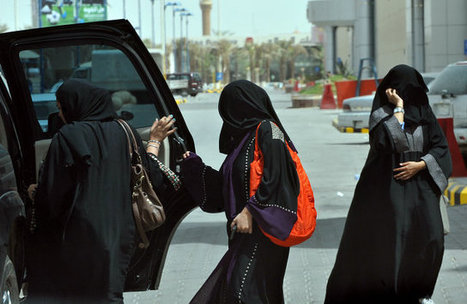 Saudi Cleric Tells Women That Driving Will Damage Their Ovaries | Social Media Slant 4 Good | Scoop.it