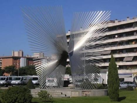 Andreu Alfaro : Monument to Tortosa  bimillenarian | Art Installations, Sculpture, Contemporary Art | Scoop.it