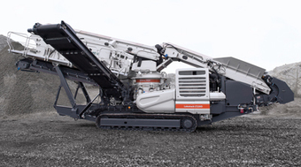 25 Days of RollOuts: Metso's Lokotrack LT220D Plant | Mines & Quarry | Scoop.it