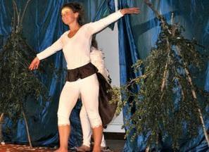 Gijounet. Inscriptions pour le stage de danse | Archives | Scoop.it