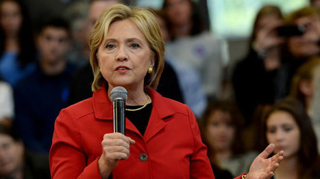 Hillary Clinton reverses stance, now opposes Obama on Pacific trade deal | MOVIES VIDEOS & PICS | Scoop.it