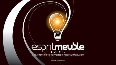 La Fabrique à Déco: Salon EspritMeuble - Du 6 au 9 décembre Paris | L'agenda Déco - architecture | Scoop.it
