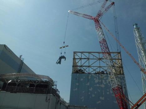 [photo] Fukushima Daiichi Nuclear Power Station | Cryptome.org | Japon : séisme, tsunami & conséquences | Scoop.it