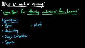 Machine Learning - YouTube | Programming | Scoop.it