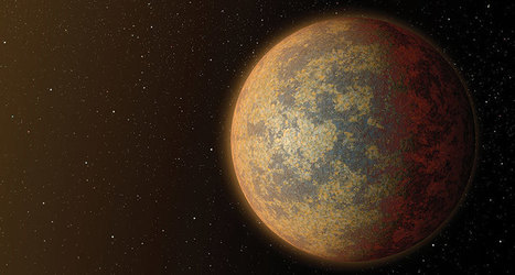 Largest rocky exoplanet found (half the size of Neptune) | Amazing Science | Scoop.it