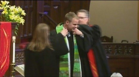 Minnesota church makes history by ordaining first openly gay Presbyterian minister - Raw Story | Outside the Religious Sphere Looking Inside | Scoop.it