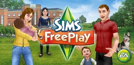 The Sims™ FreePlay 2.8.8 apk +data [Mod Unlimited] | mikey9298 | Scoop.it