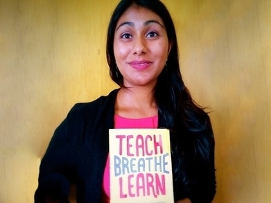 TEACH BREATHE LEARN: When Teachers Practice Mindfulness | Mindful Education: Learning to Breathe | Scoop.it