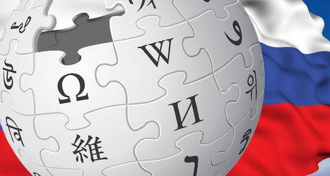 Wikipedia affronte la Russie dans un bras de fer contre la censure | Coopération, libre et innovation sociale ouverte | Scoop.it