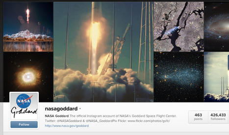 10 Awesome Instagram Accounts That Science Geeks Should Follow | Education & Numérique | Scoop.it
