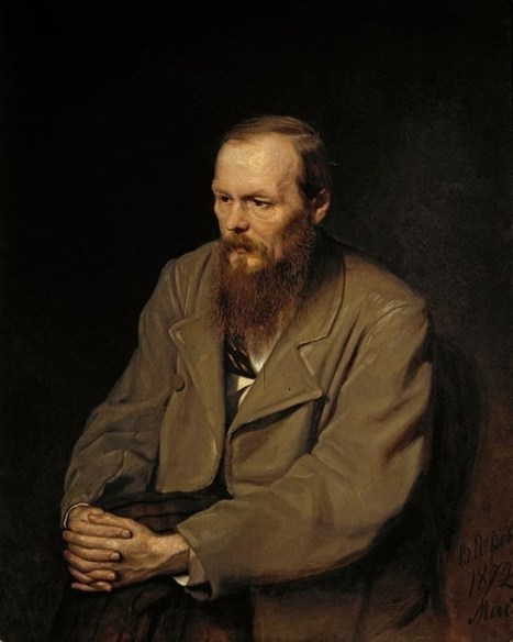 The Day Dostoyevsky Discovered the Meaning of Life in a Dream | Archetypes-Dreamwork-Spirituality | Scoop.it