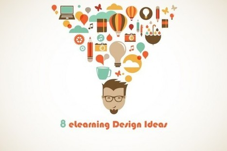 8 eLearning Design Ideas for Graphic Designers - eLearning Brothers | Teaching and Learning software and topics | Scoop.it