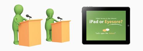 The Pros | iPad or Eyesore | Neue Medien - Pro und Kontra | Scoop.it