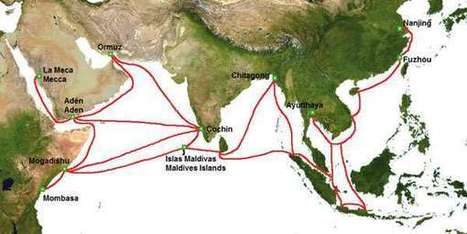 Zheng He en het grootste charmeoffensief waar deze planeet ooit getuige van was - Scientias.nl   Xander De Vos   Scoop.it