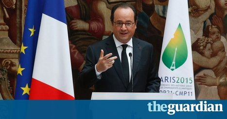 France becomes first major nation to ratify UN climate deal | Zero Waste Europe | Scoop.it