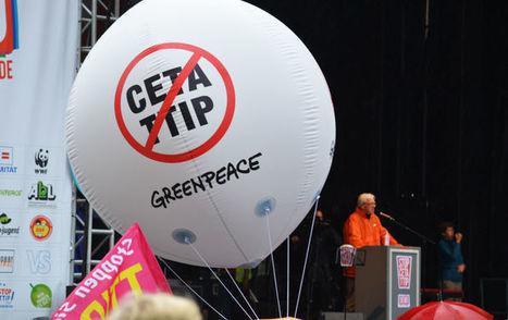 Une action en justice lancée pour révéler le secret entourant le TTIP et l'AECG | Médiations numérique | Scoop.it