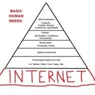 Updated maslow.   Educational Leadership and Technology   Scoop.it