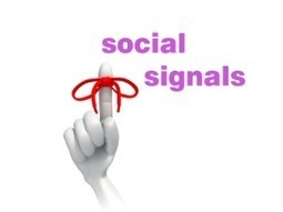 An overview of social signal worl | Business | Scoop.it