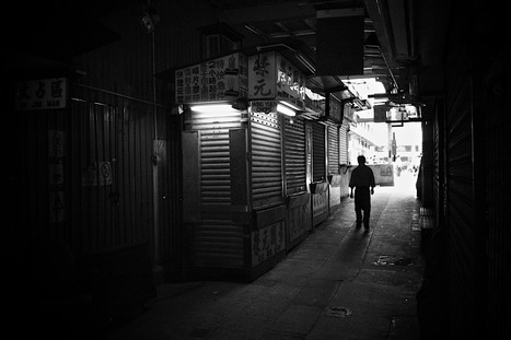 lone figure | The Street Photography | Scoop.it