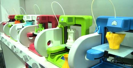 Impression 3D: une nouvelle forme de proximité pour le retail ? | dseeder | ubimedia and ubiquitous internet | Scoop.it