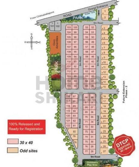 Sir Vishweshwaraya layoutUrban Estate | Property Projects in India | Scoop.it