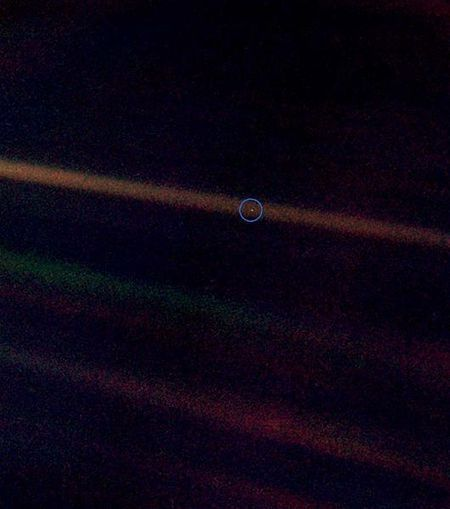 Pale Blue Dot: A Vision of the Human Future in Space, by Carl Sagan | Another World Now! | Scoop.it