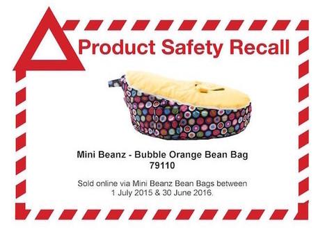 Mini Beanz Baby Bean Bags Recalled   Bean Bags R Us   Bean Bags   Scoop.it
